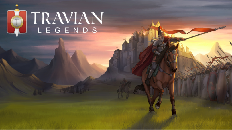 "Bild zum Projekt ""Travian: Legends Mobile"""