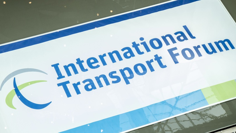 Internation Transport Forum Logo
