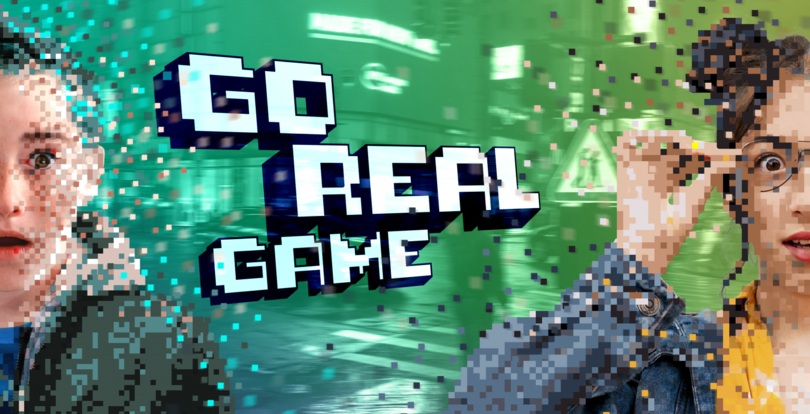 Go Real Game