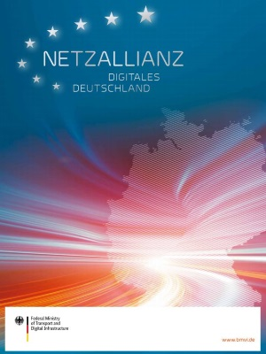 Cover for Gigabit Initiative for Germany