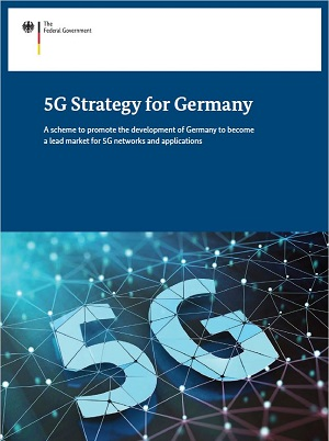 Cover: 5G-Strategy for Germany