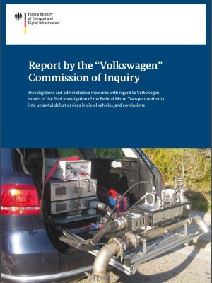 "Report by the ""Volkswagen"" Commission of Inquiry"