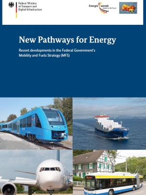 Cover: New Pathways for Energy