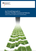 Cover: An Overall Approach to Climate-Friendly Commercial Vehicles
