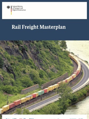 Cover: Rail freight Masterplan