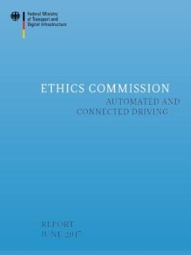 Ethics Commission's complete report on automated and connected driving
